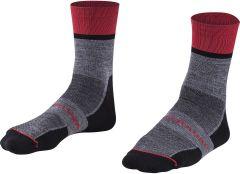 "Race 5"" Wool Cycling Sock"