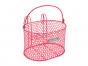 Honeycomb Hook Mounted Front Basket