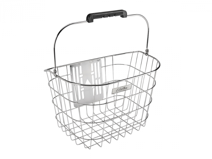 Stainless Wire QR Front Basket