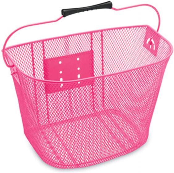 QR Steel Mesh Basket