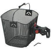 Basket + QR System