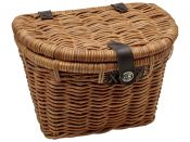 Woven Rattan Basket with Lid