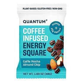 Coffee Infused Energy Square