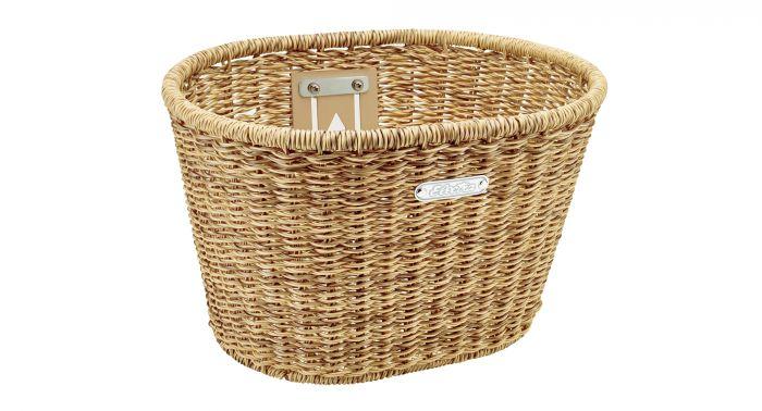 Woven Plastic Basket
