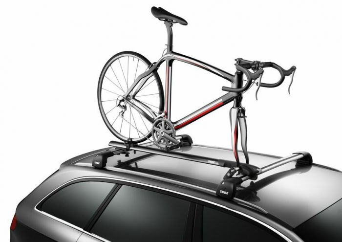 Thule 526XT Circuit Fork Mount Carrier Rack